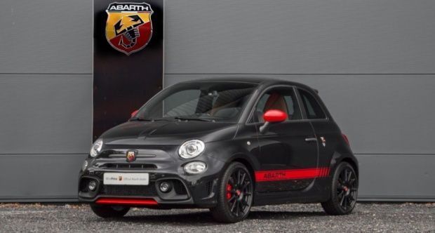 2016 Abarth 595 Competizione 180pk Performance Pack Beats