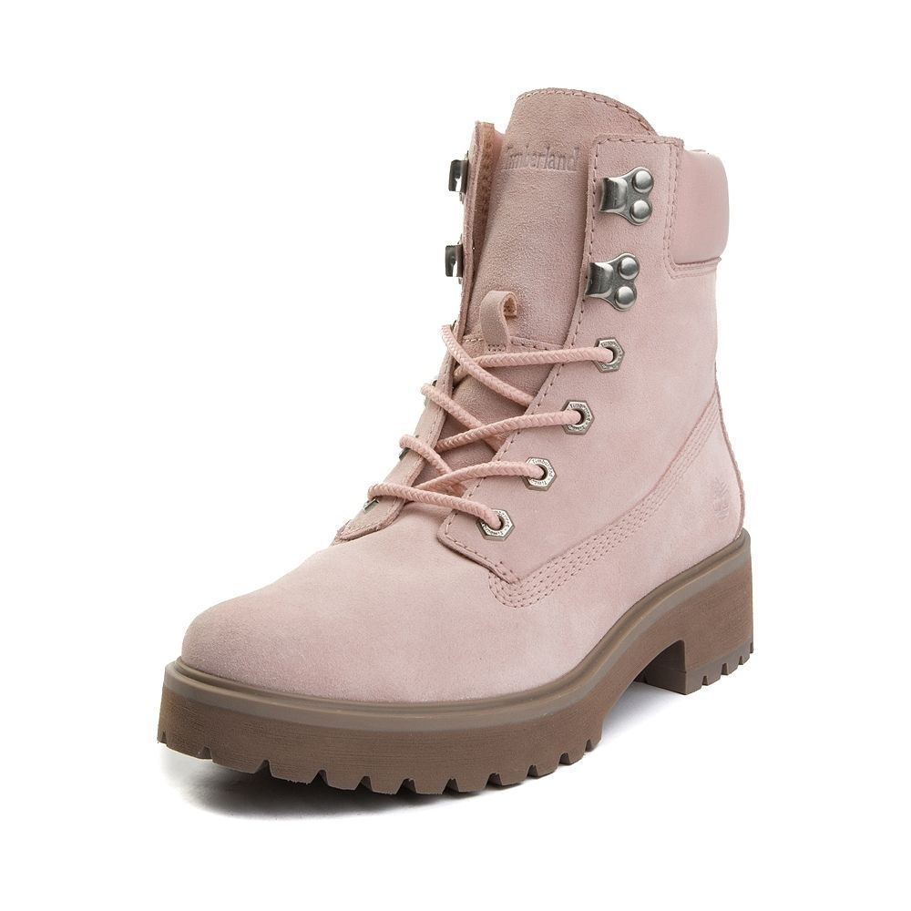 Womens Timberland Carnaby Cool Boot - Light Pink - 538392 1630ec648