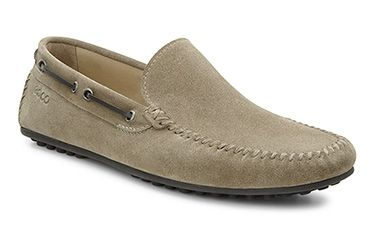 77d1d0fa17610a Hybrid Driving Moc loafers for men! Suede loafers by ECCO