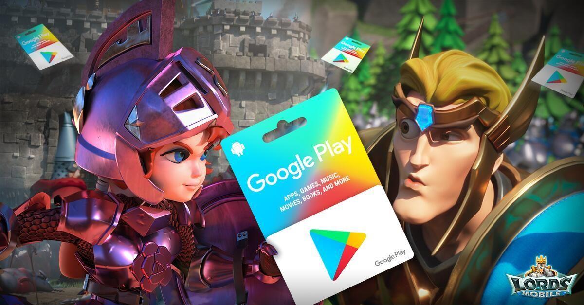 Mitgliedschaft Belohnungen Google Play