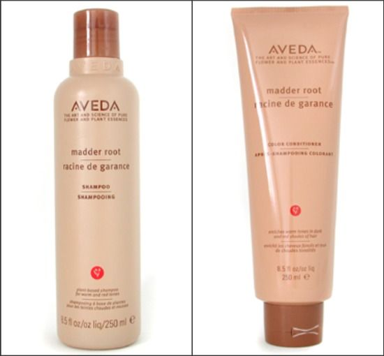 Aveda Madder Root Shampoo And Conditioner My Favorite For Red Hair Its Amazing Hair Color Shampoo