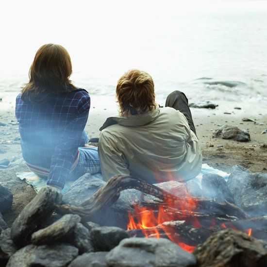 Have a Beach Bonfire | Beach bonfire, Day date ideas ...