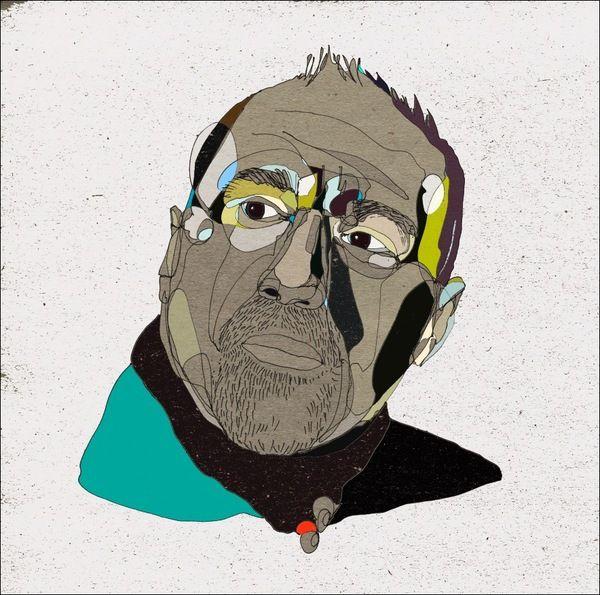 Portraits à la méthode flowstate-drawing – Robert Malte Engelsmann