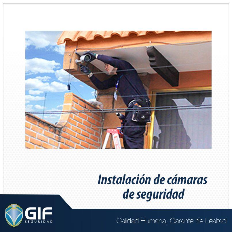 Instalare cámaras de seguridad preferentemente que sean giratorias o espejos cóncavos, en puntos estratégicos de su establecimiento con la finalidad de obtener mayor área de visibilidad