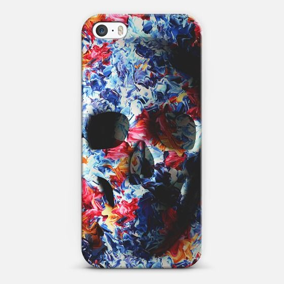 Skull - light version | Love! Personalize your case using Instagram, Facebook and personal photos on Casetagram.