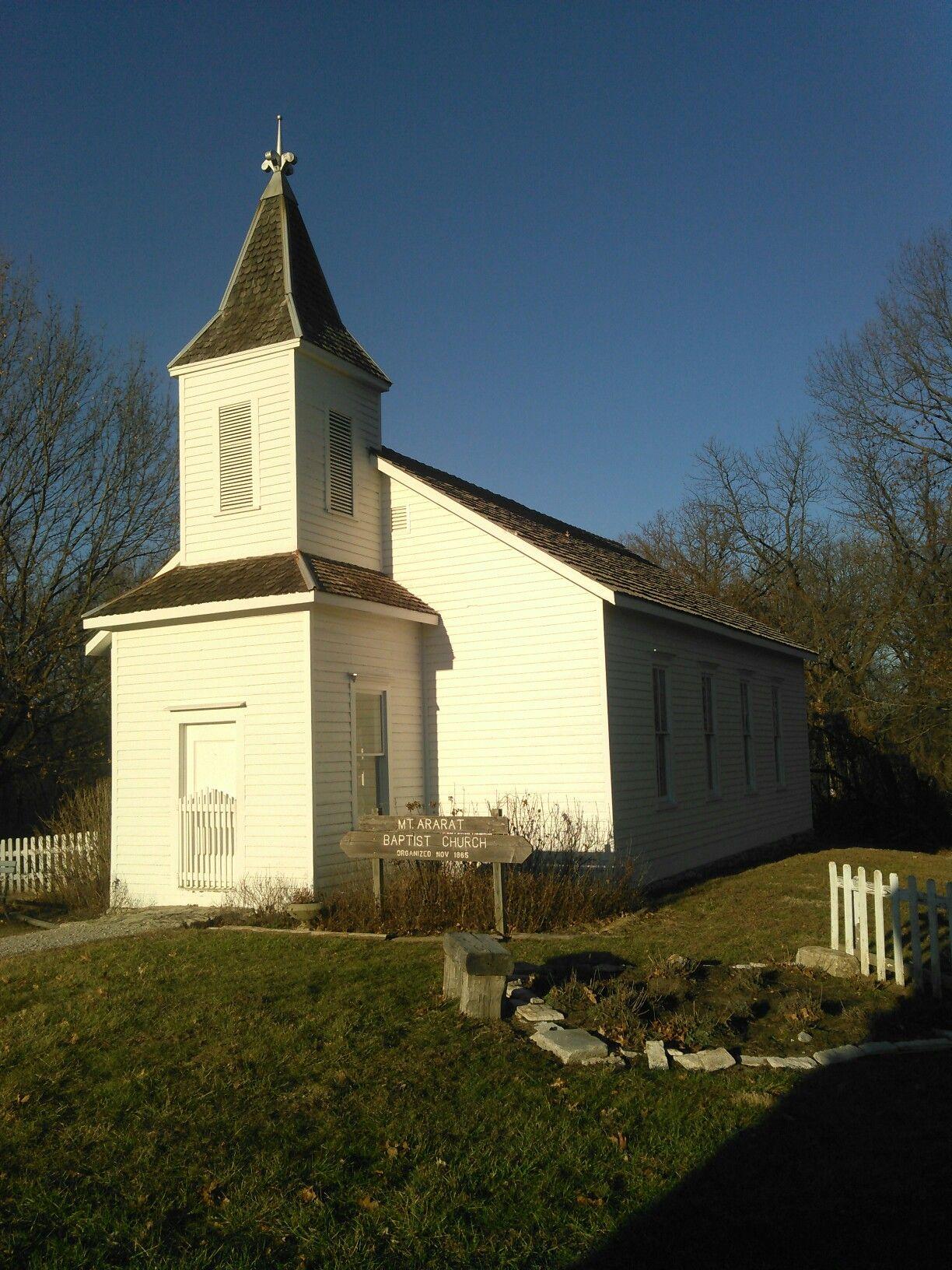 Shoal Creek Kansas City Missouri Church building