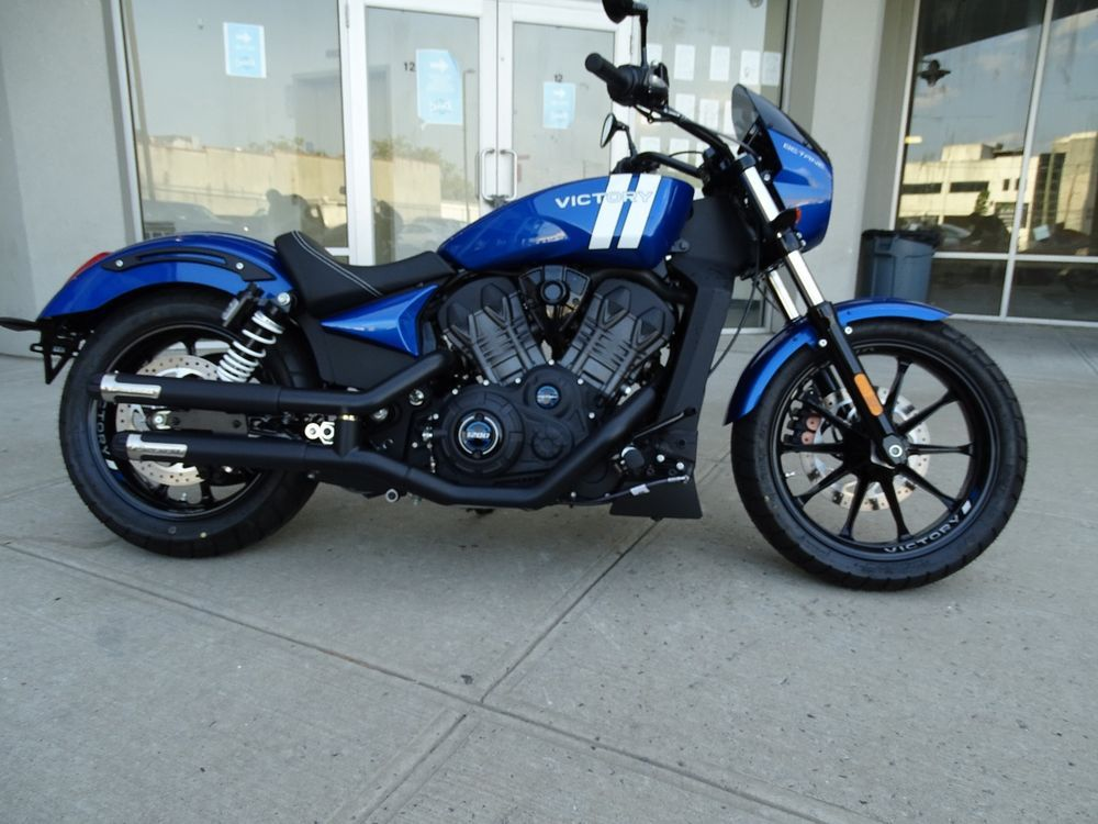 2017 Victory Octane Victory motorcycle