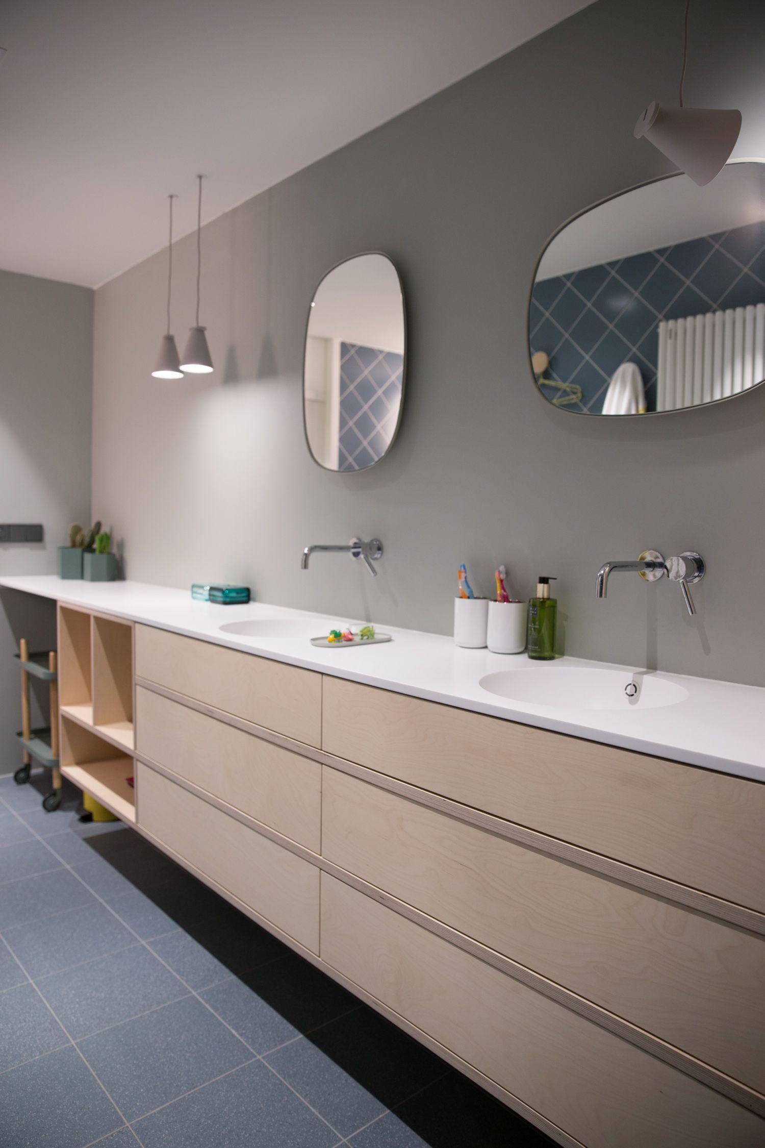 Femkeido Interieur Project - Heerhugowaard | Badkamer | Pinterest ...
