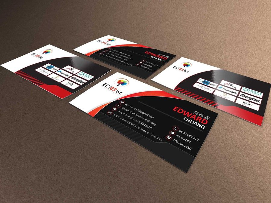 Create an ultimate logo and business card for a one of a kind ...