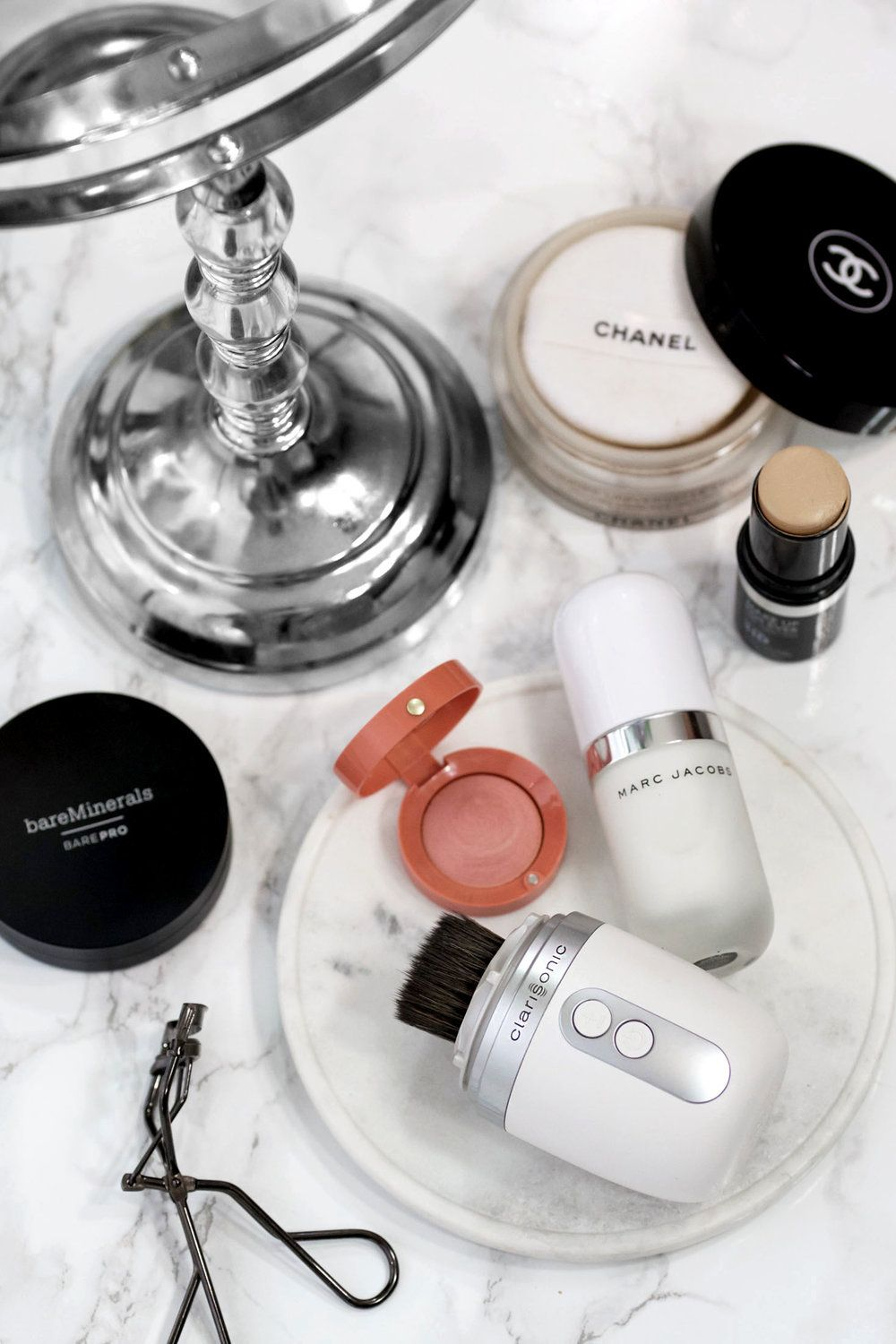 Testing out Clarisonic's new foundation brush Foundation