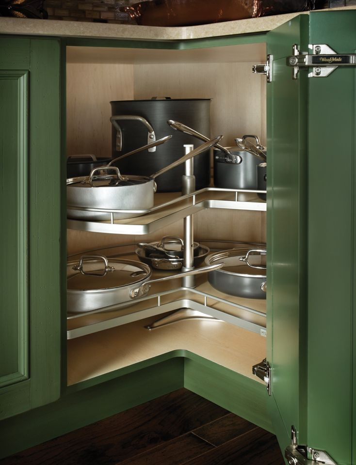 Kitchen Corner Ideas Storage Part - 21: Kitchens