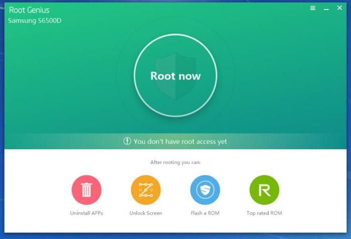Kingroot download for one click root any Android device