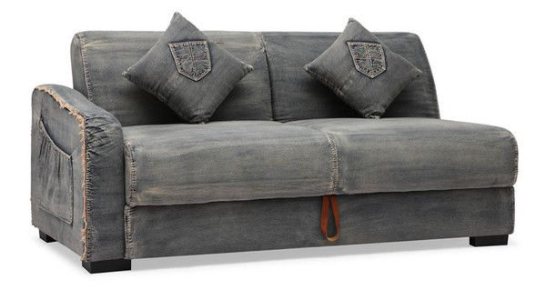 Stupendous Best Example Of Rugged Denim Furniture Yet Furniture Beatyapartments Chair Design Images Beatyapartmentscom