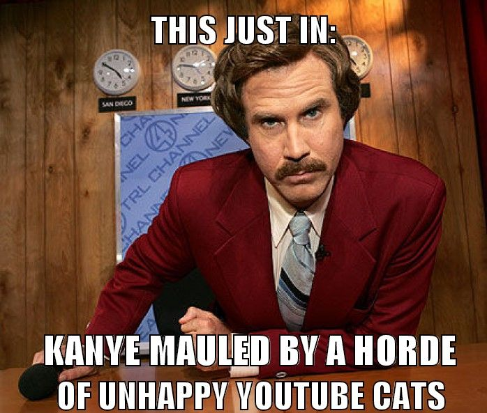 Kanye West Is Suing Youtube News Just In Kanyewest Kanyewestproposes Meme Lol Kanye Fu Funny Happy Birthday Meme Happy Birthday Meme Funny Happy