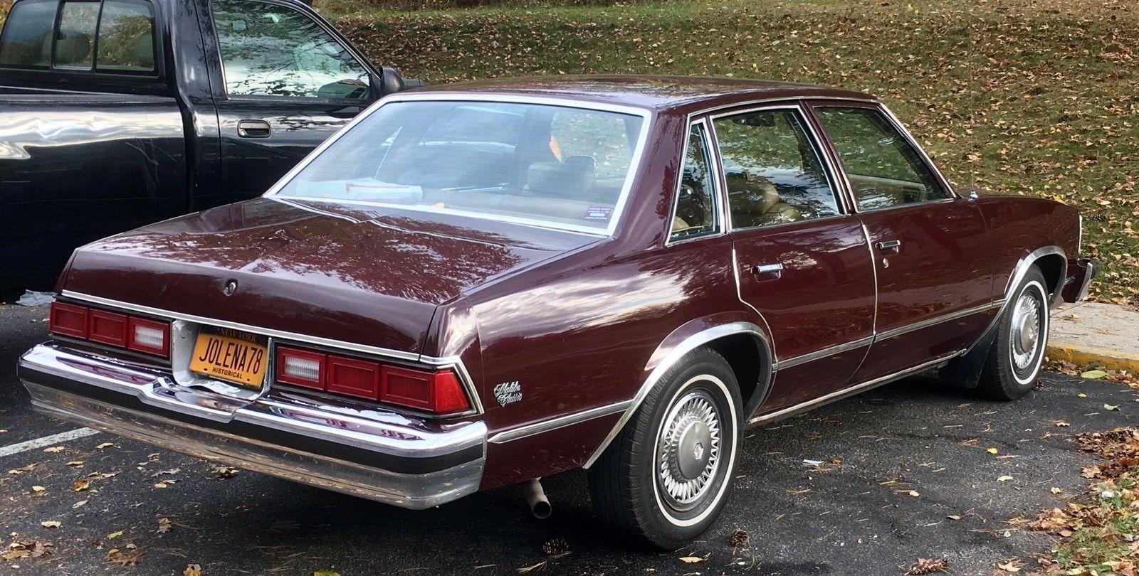 1978 Chevrolet Malibu Classic