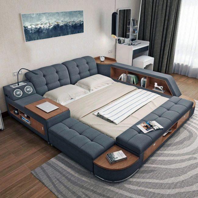 43+ Chambre design high tech trends