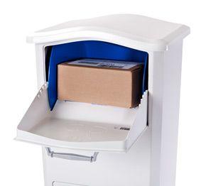 Elephant Trunk Mailbox Secure Locking Drop Box Solution