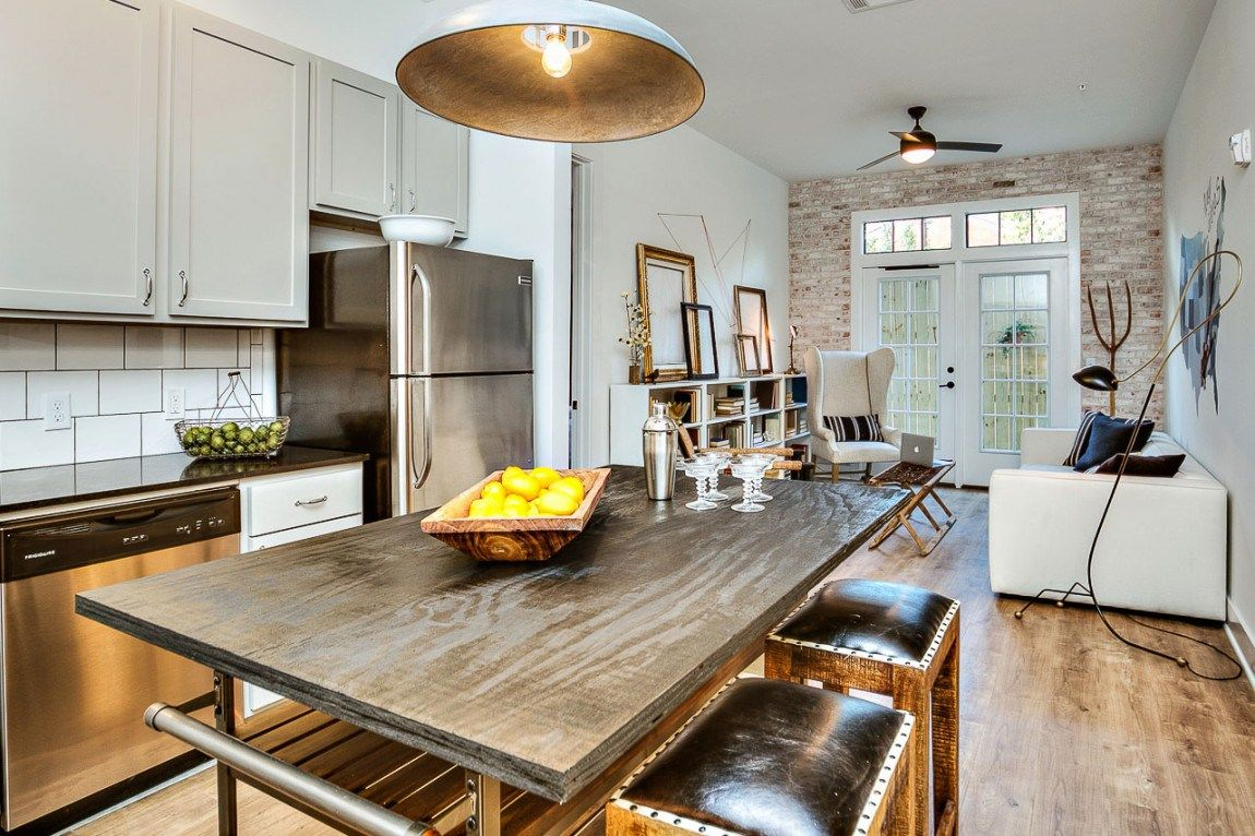 Modern small apartment - Live Morning   Live Morning