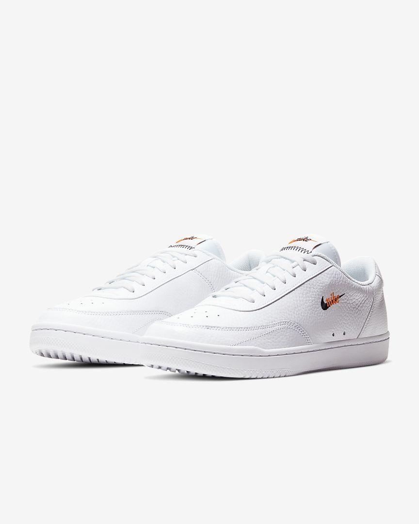 Nike Court Vintage Premium Men S Shoe Nike Gb In 2020 Shoes Mens Shoes Vintage Shoes