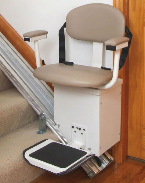 Rubex Electric Powered Stair Lift These are affordable and allow a disabled person easy access to the second floor : easy chair lift - Cheerinfomania.Com