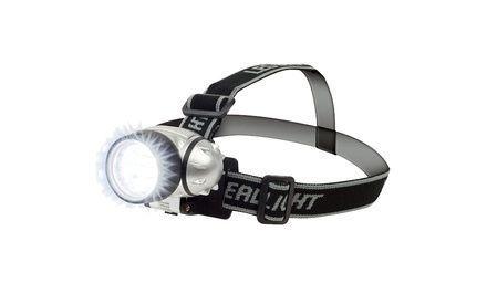 12 Led Headlamp With Adjustable Strap Free Returns Led Flashlight Flashlight Led