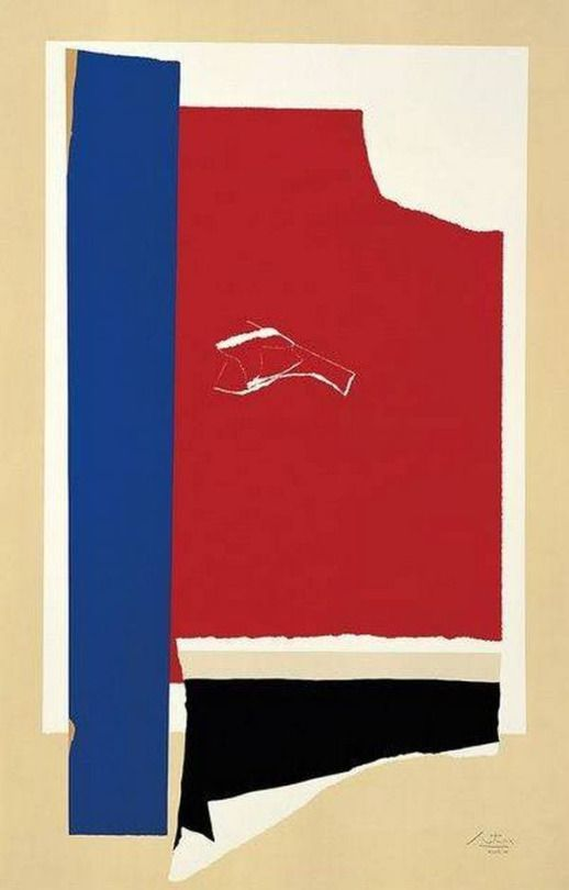 Robert Motherwell  1984