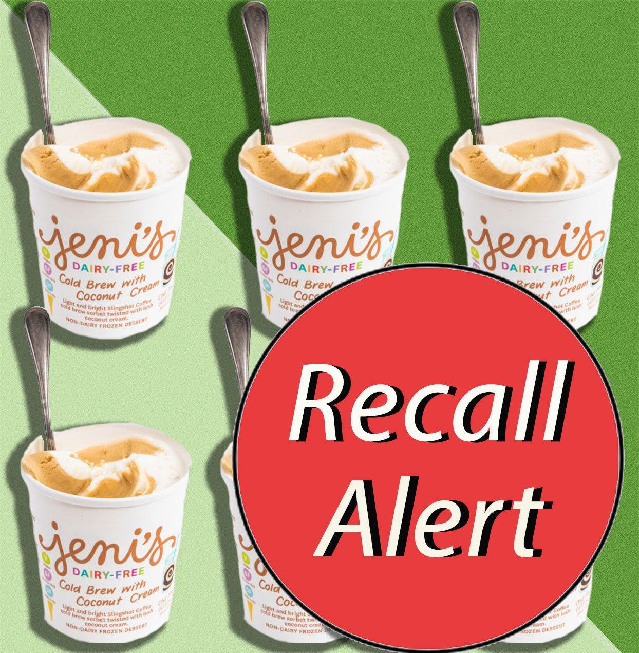Jeni S Vegan Ice Cream Recalled For Potentially Containing Dairy In 2020 Vegan Ice Cream Ice Cream Companies Whole Foods Market