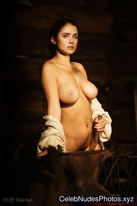 selma hayek hot naked