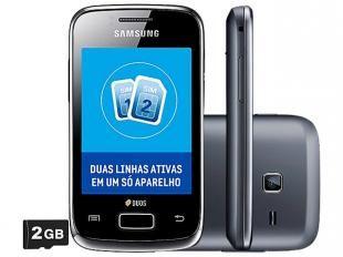 Smartphone Samsung Galaxy Y Duos Dual Chip 3G