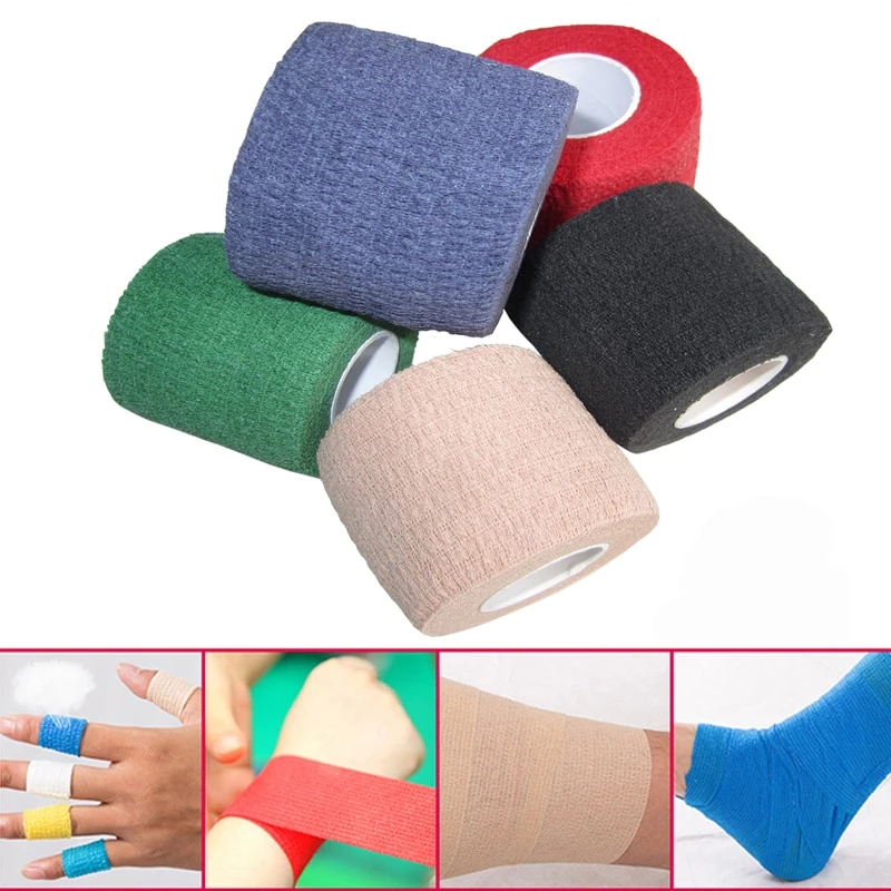Bandage élastique autoadhésif de Sport Bandage, Sport