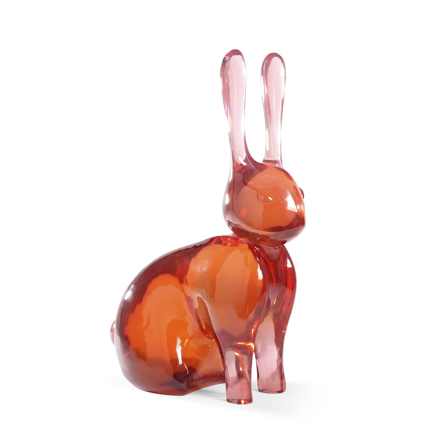 Add statement Jonathan Adler style to the coffee table ... |Jonathan Adler Jack Rabbit Art