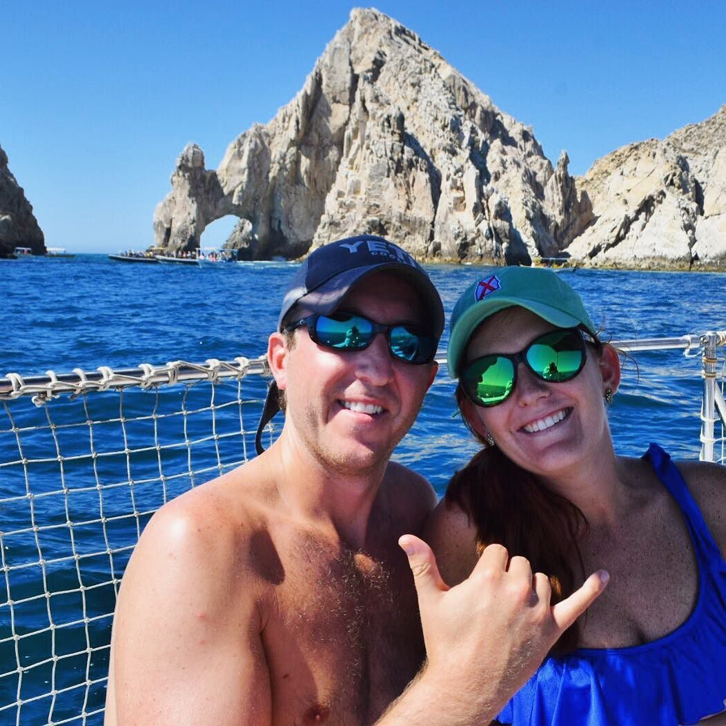 Enjoying the gorgeous #Cabo #sunshine with our amigos at @cabosails  by lauracpiperwhitten