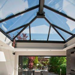 Tejados transparentes tragaluces pinterest tejados for Cubiertas transparentes para techos