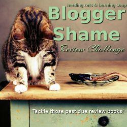 2017 Blogger Shame Challenge
