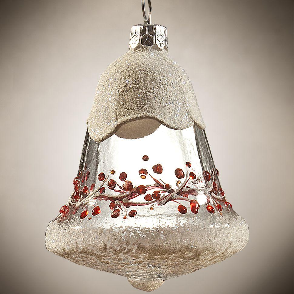 Льдинки-калинки» | Christmas bells | Pinterest
