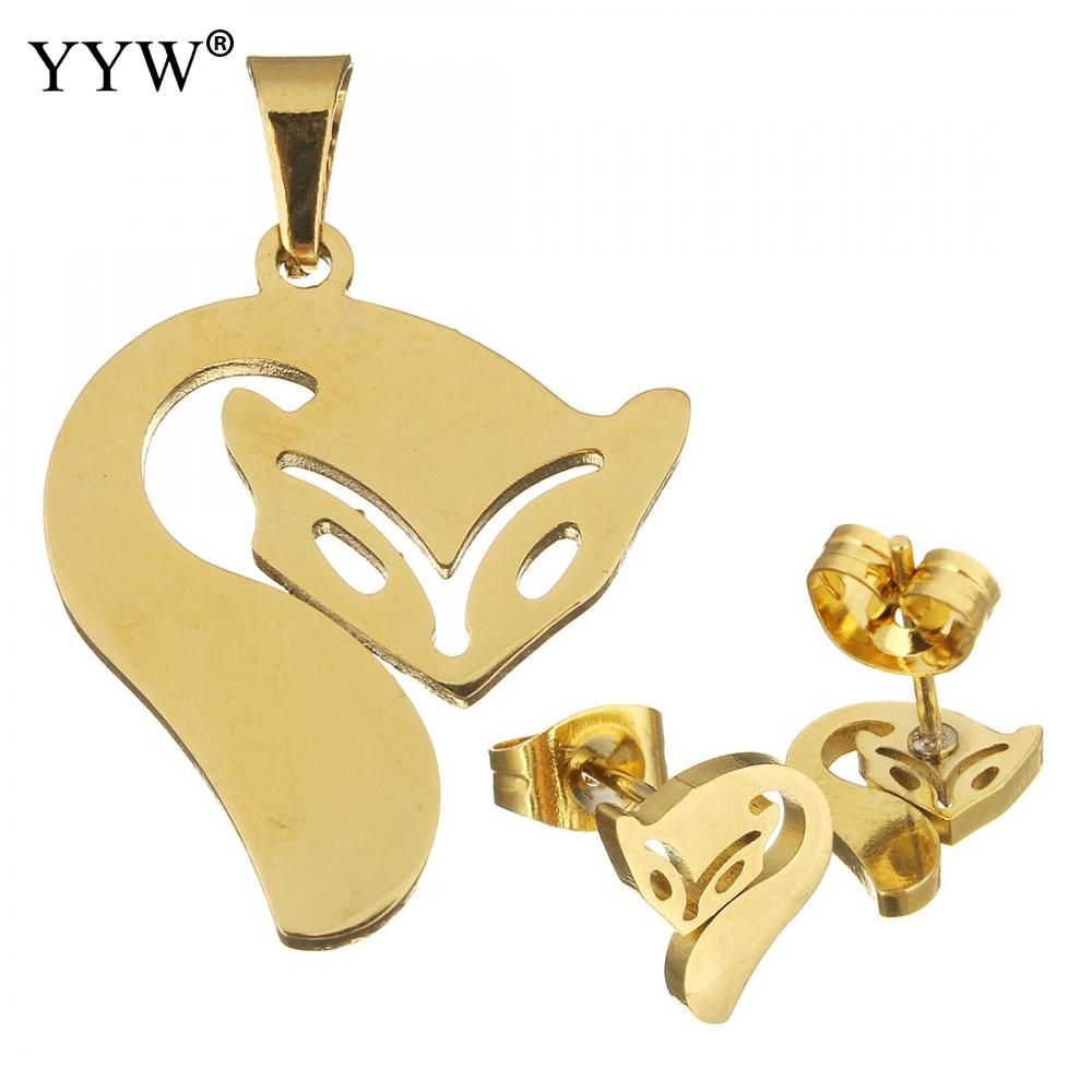 Cheap stainless steel set buy quality jewelry sets directly from