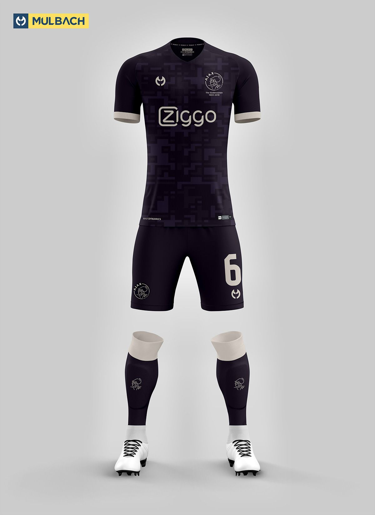 Ajax Amsterdam 20192020 Kits Concept on Behance | Kit Design