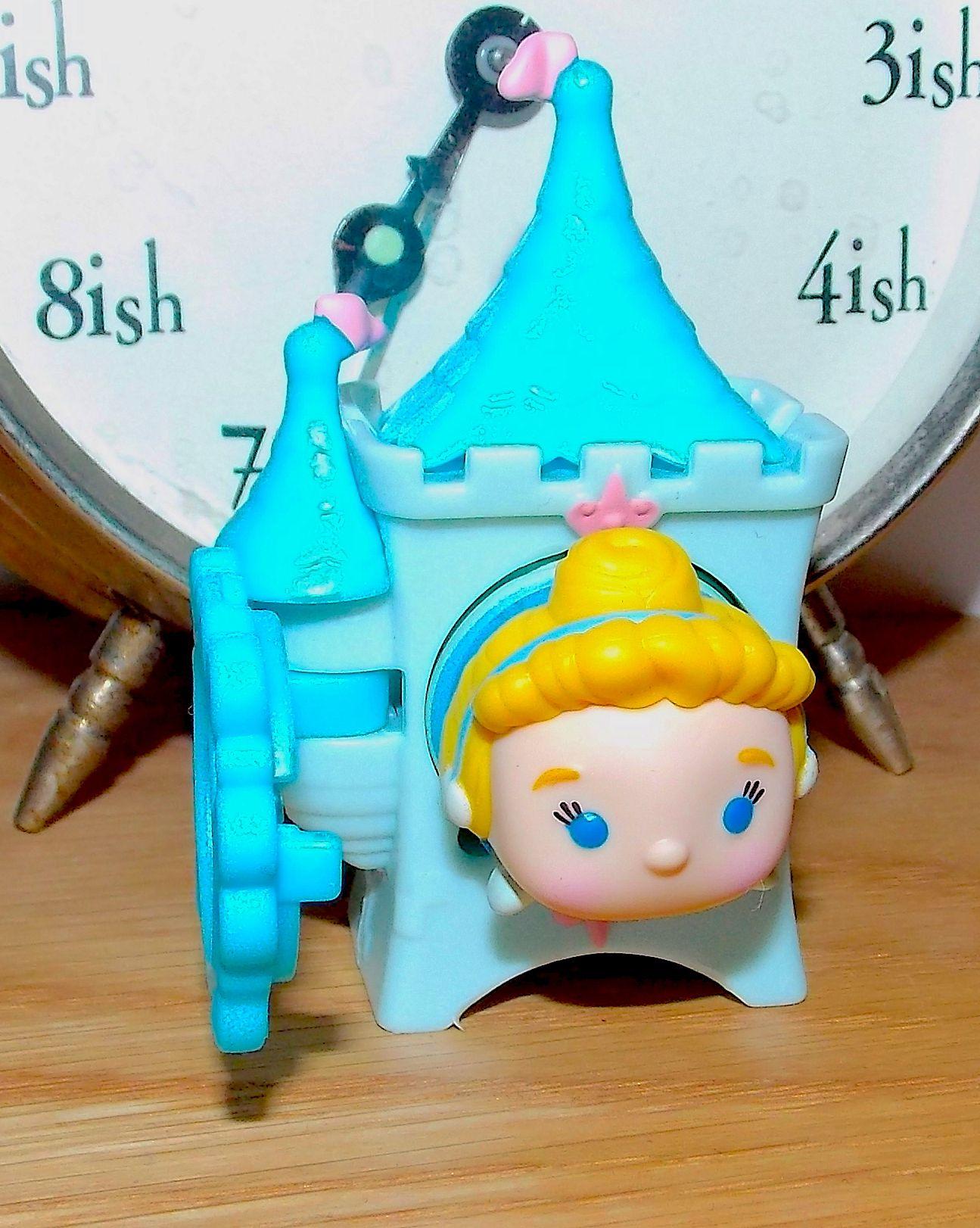 Disney Tsum Tsum Mystery Stack Pack Series 2 Cinderella Figure NEW