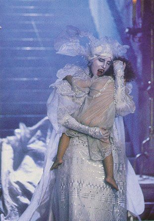 Lucy Westenra From Bram Stokers Dracula 1992