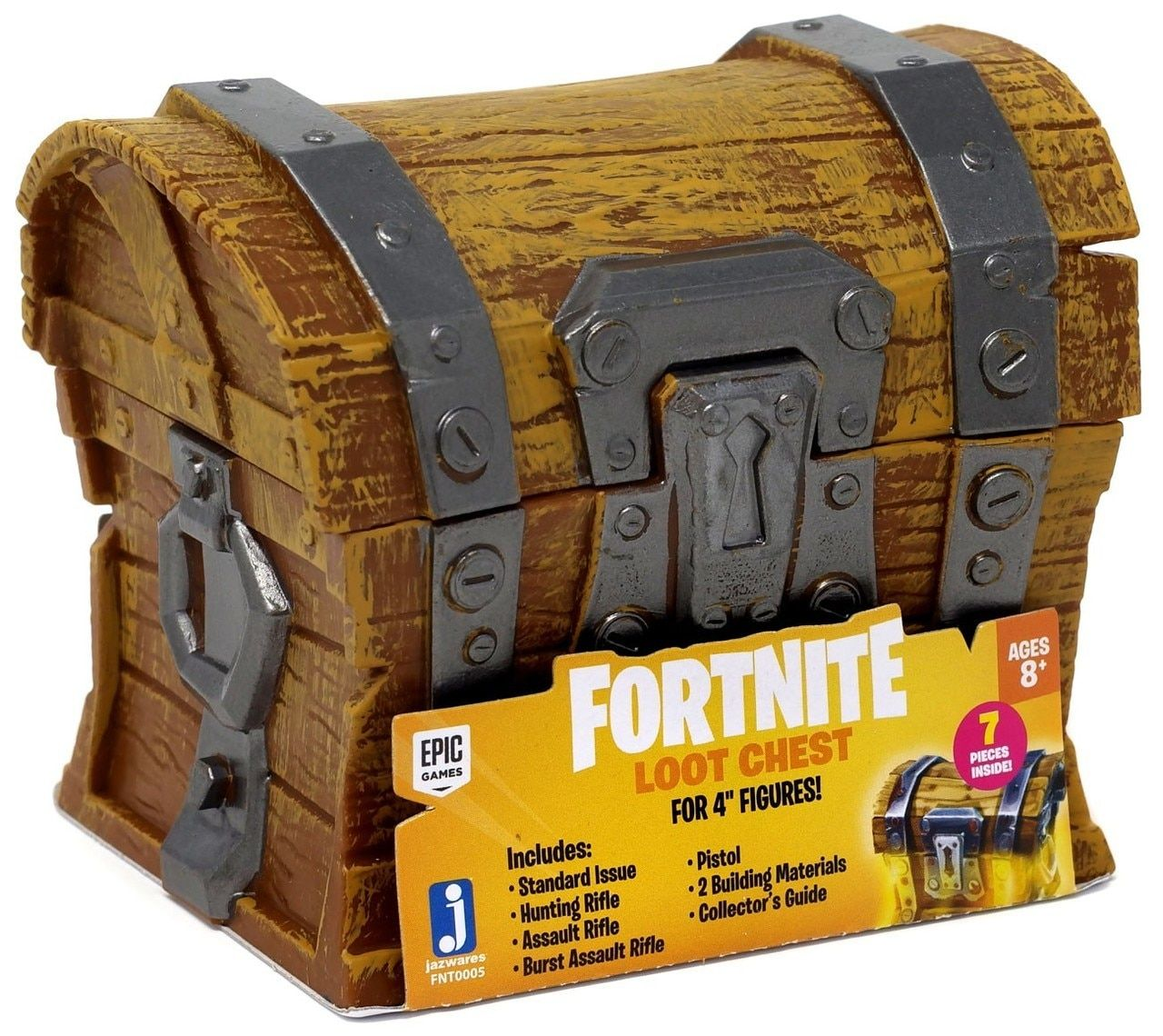 Fortnite Standard Issue Loot Chest In 2019 Treasure Boxes
