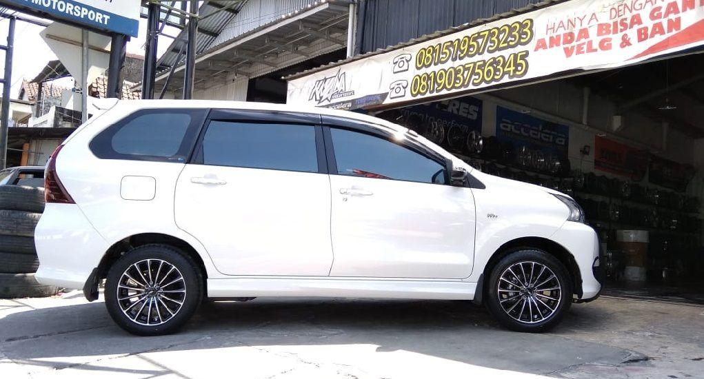 Velg Ring 16 Untuk Toyota Avanza Hsr Wheels Where Style Feeds Your Needs Toyota Mobil Velg