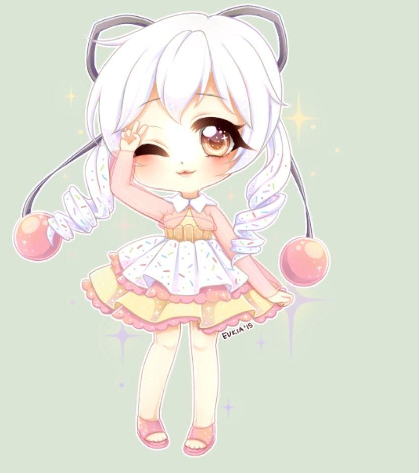 Pin by Melody <3 on Random | Pinterest | Chibi, Kawaii chibi and ...