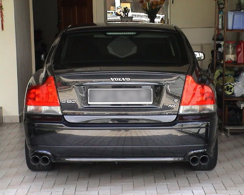 Quad Exhaust No Sport Kit Car Suv Car Suv