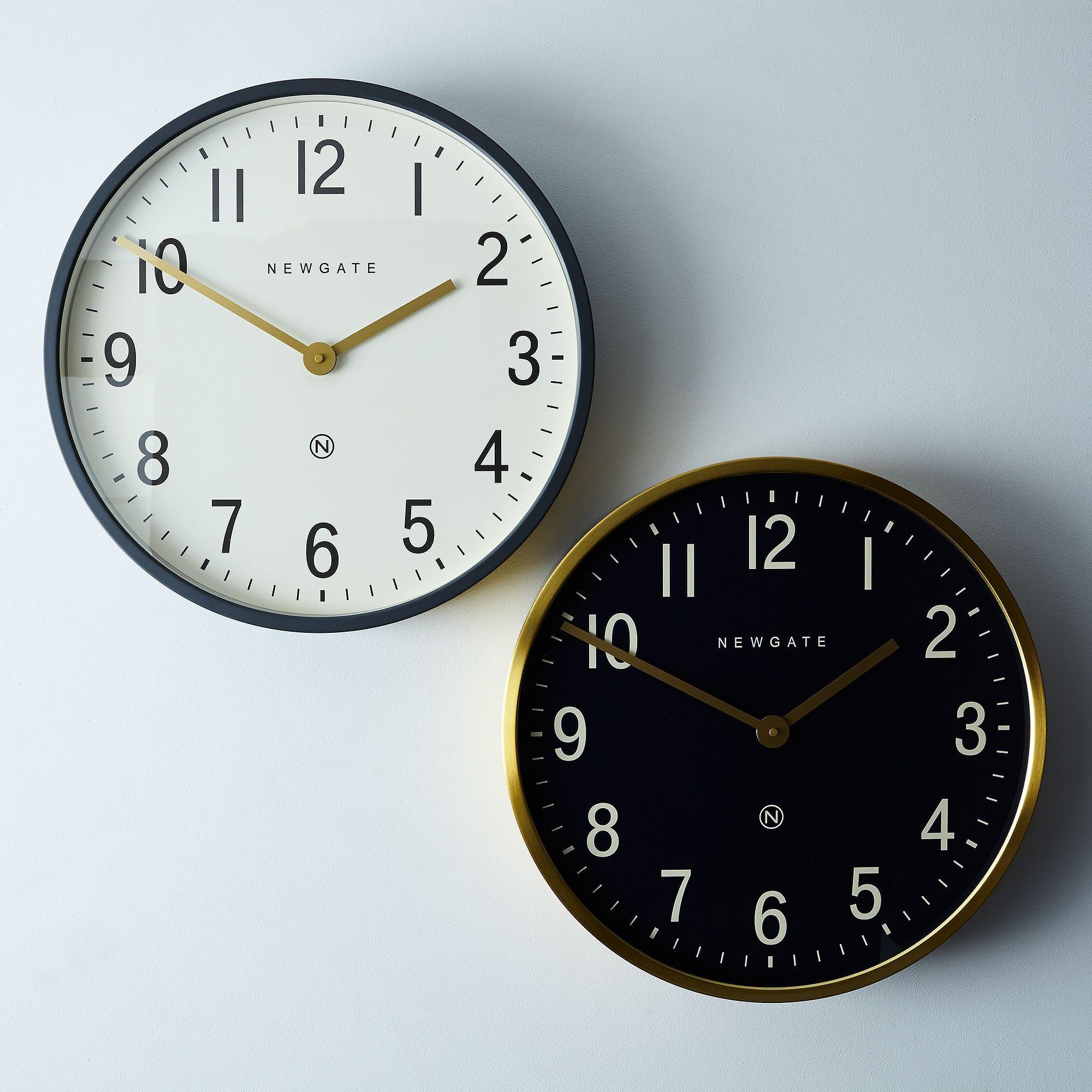 Mr Edwards Wall Clock Wall Clock Clock Newgate Clocks