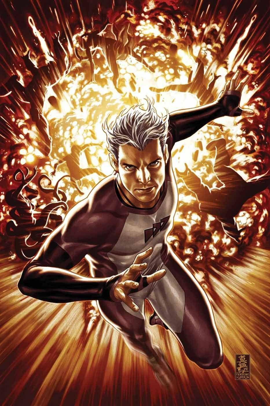 Quicksilver | Những anh hùng marvel, Marvel