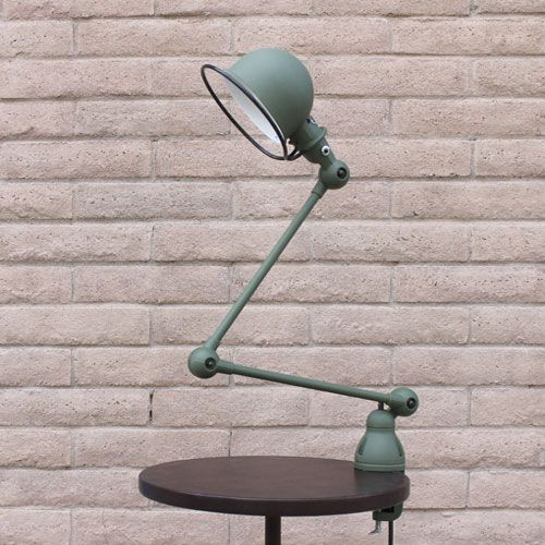 Jielde Desk Lamp   This Iconic Desk Lamp Features Articulation At 3 Joints  And A Rotating