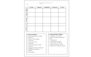 Made In The Shade In Nd Grade Guided Reading Plans Template