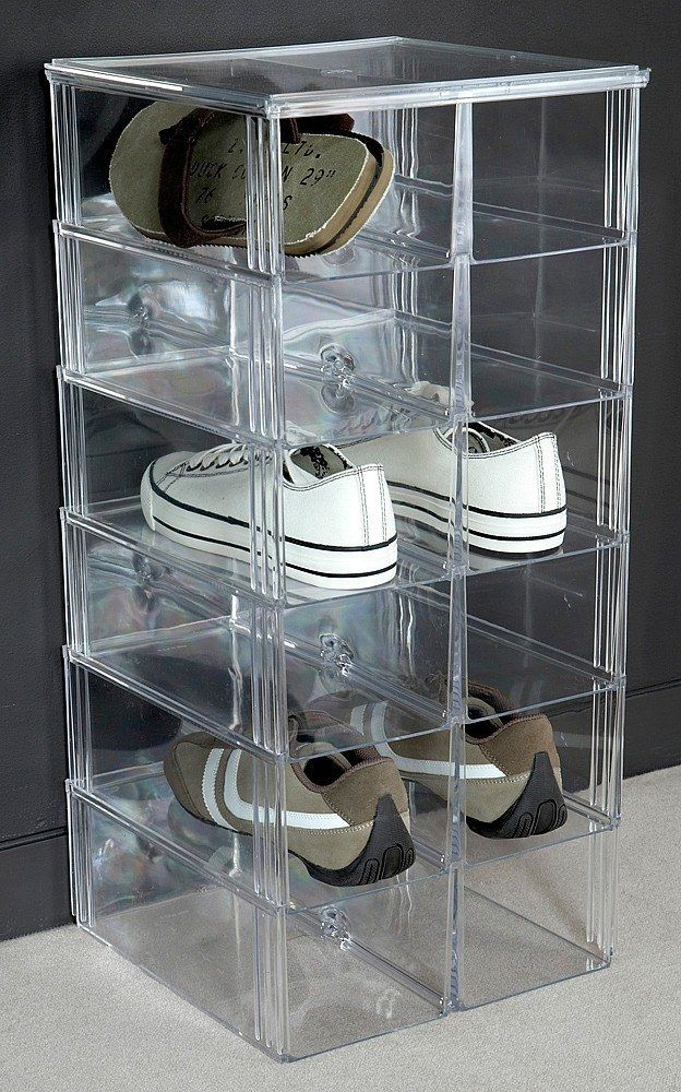 Create A Tower Of Shoe Storage Holders With Our Brilliant Value Open Cubby  Set. Each