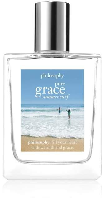Philosophy Pure Grace Summer Surf Eau De Toilette Spray Nordstrom Rack Pure Products Summer Surf Beach Scent