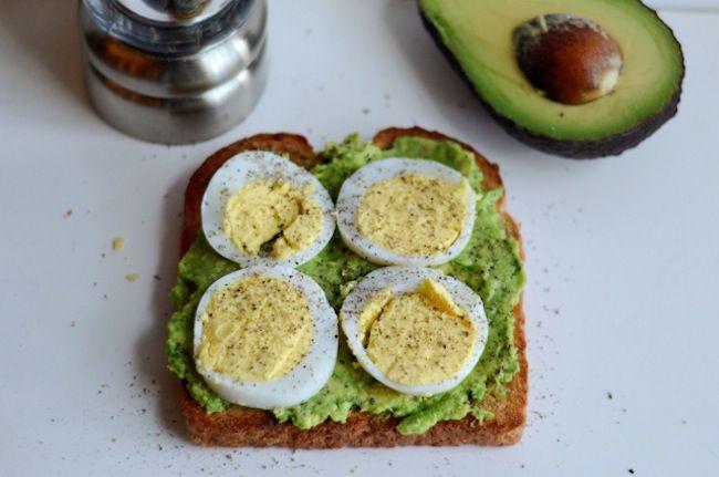 6 Favorite Skinny Recipes Using Hardboiled Eggs #boiledeggnutrition